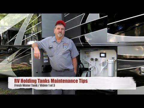 Lazydays RV Service: RV Holding Tank Series – Fresh Water Tank