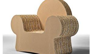 Amazing Cardboard Furniture
