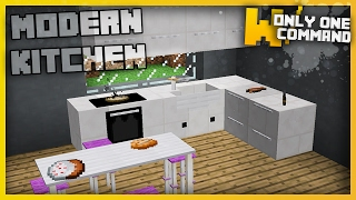 Magnificent Minecraft Modern Bedroom Furniture With Only Two Command Camellatalisay Diy Chair Ideas Camellatalisaycom
