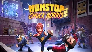 Nonstop Chuck Norris- GamePlay Trailer Android/Ios- HD #2