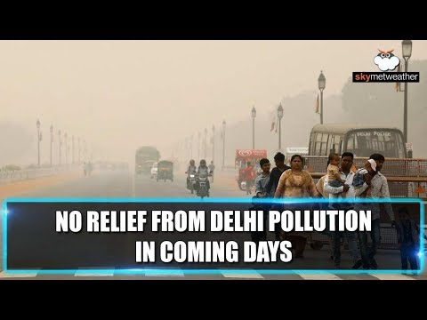 Delhi NCR Air Pollution Live Update With Air Quality: No relief from Delhi Pollution in coming days
