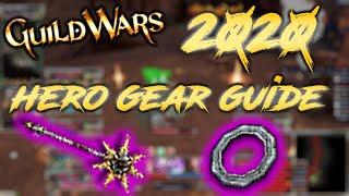 Guild Wars 2020 Hero Gear Guide