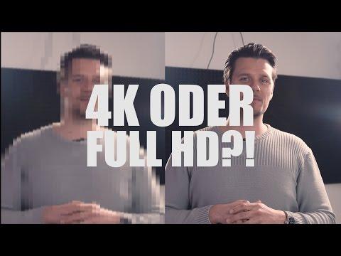 UHD / 4K – sinnvoll oder reicht FullHD?