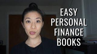 EASY BEGINNER PERSONAL FINANCE BOOKS | AMANDAMLIM