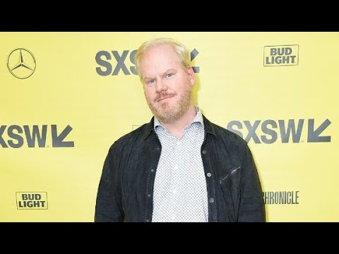 Jim Gaffigan on why he loves comedy (it's not for th...