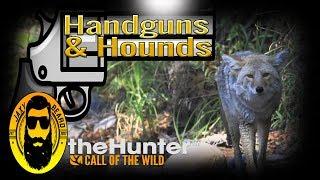 Gambar cover Handguns and Hounds! theHunter Call of the Wild