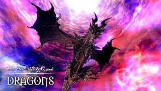 Akatosh and the Dragons - ELDER SCROLLS VI & BEYOND (Skyrim Special Edition Saga)
