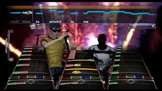 Reinventing the Wheel to Run Myself Over - Fall Out Boy (Rock Band 3 Custom Song)