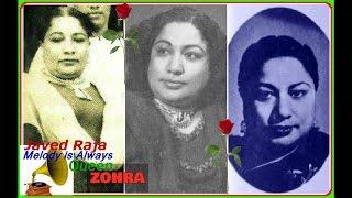 ZOHRA AMBALA-Film-MAN KA MEET-1950-Nigahon Se