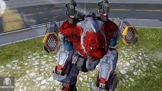 The MRK II Gust/Orkan Griffin Dominating FFA | 1.7 Million Damage | War Robots