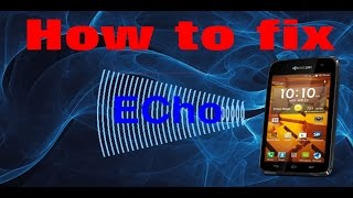 How to Fix Kyocera hydro icon echo (Boost Mobile)