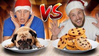HARD VS SOFT FOOD CHALLENGE !!