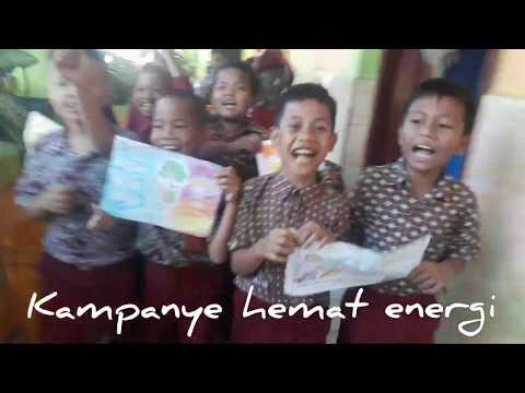 Kampanye Hemat Energi Kelas 4B