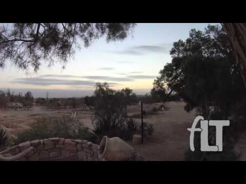 Behind the Scenes -Jordan Israel Sunrise Timelapse