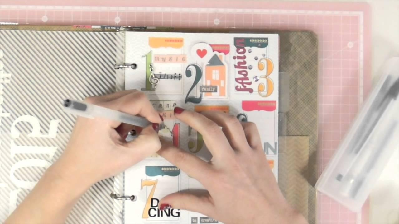 #solocosasbonitas Episodio 2. Agenda Creativa: Cómo hacer una lista creativa.