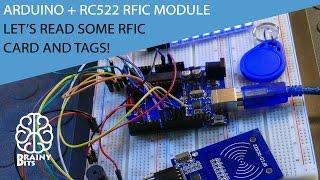 Sintron RC522 RFID Reader / Writer Module kit with