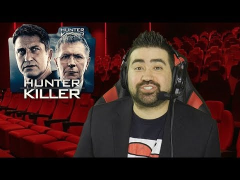Hunter Killer Angry Movie Review