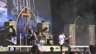 Avenged Sevenfold - Save Me LIVE @ Download 2011