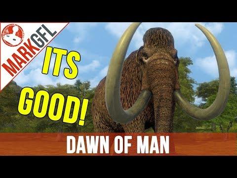 Dawn of Man Review - Prehistoric City Builder