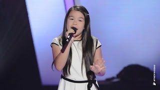 Trinity Sings Loving You | The Voice Kids Australia 2014
