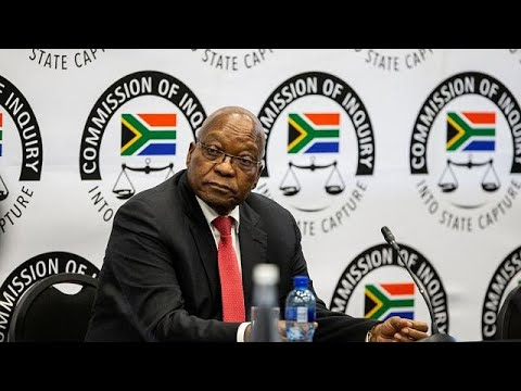 Former South Africa President refutes corruption charges