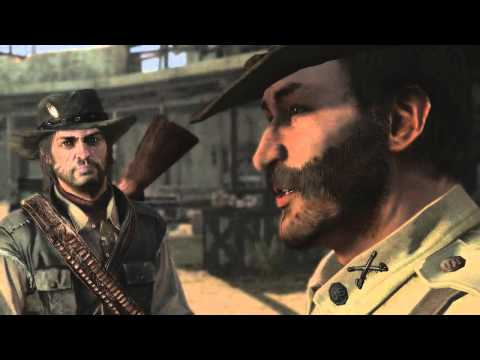 Видео № 0 из игры Red Dead Redemption: Undead Nightmare (Б/У) [PS3]