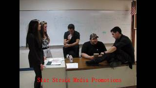 Melillo Brothers Interview Part 1 with Star Struck Media Promotions