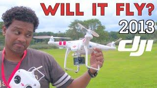 DJI Phantom 1 Drone ???? 8 Yrs Later!