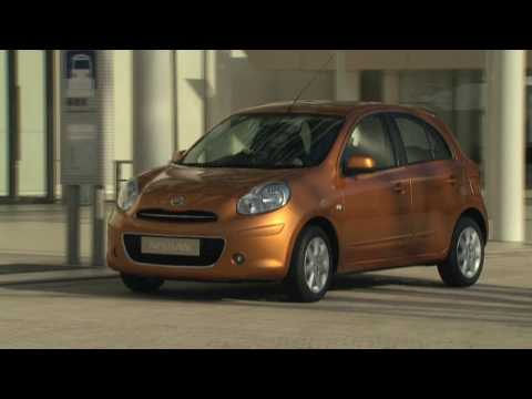 Nissan Micra - Drive Simpler, Live Better