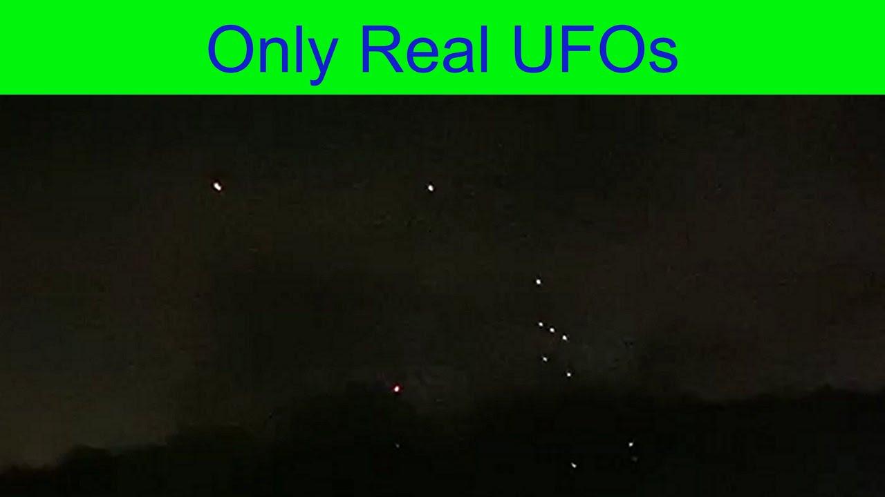 Fleet of UFOs over Pennsylvania 2/15/2020.