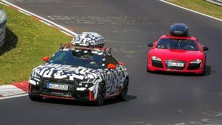 Nürburgring Easter Highlights & Action! 04 04 2021 Touristenfahrten Nordschleife