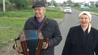 Гармонь и праздник Русальской недели. Село Сырское. Липецк.