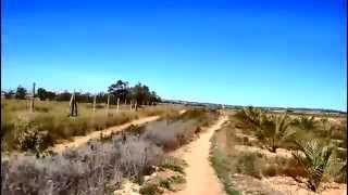 preview picture of video 'Laguna Salada de La Mata, Torrevieja, Spain'