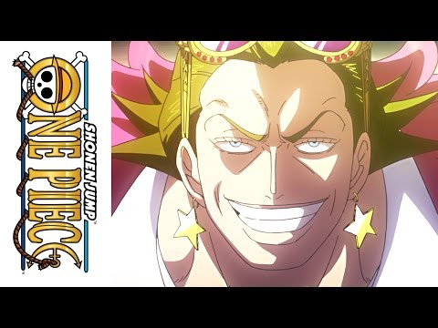 One piece film  gold   theatrical trailer