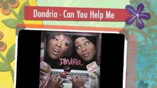 Dondria - Can You Help Me  [ @Dondria Vs. Phatfffat ]