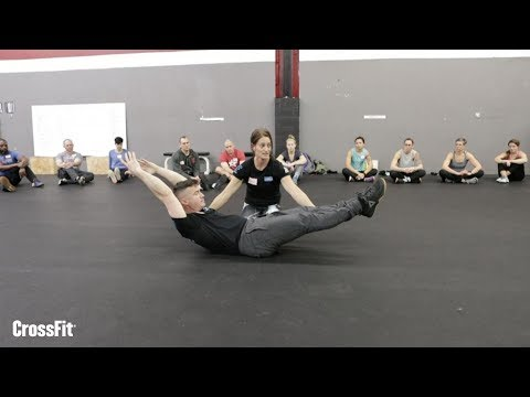 Gymnastics Course - Hollow Body Position