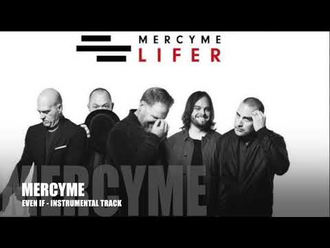 MercyMe - Even If - Instrumental Track