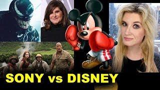 Venom $822 Box Office, Sony vs Disney Marvel Star Wars