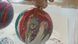 378 Christmas Baubles The Easy Way - SOLD