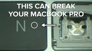 Apple's MacBook Pro Keyboard Replacement Won't Fix Your Laptop