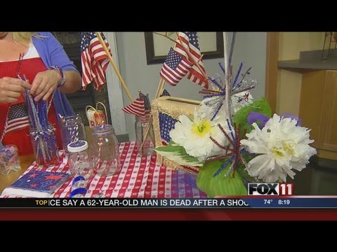 GDW8 Fourth of July Crafts