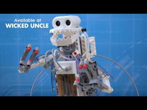 Youtube Video for Robotics Smart Machines - 230 Piece Set