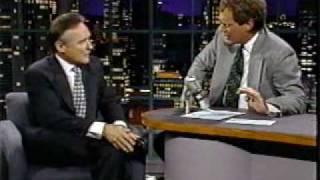 Dennis Hopper @ David Letterman, Part 2 of 2