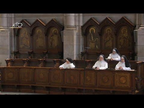 Prière du Milieu du jour du 30 juillet 2021 des Bénédictines du Sacré-Coeur de Montmartre