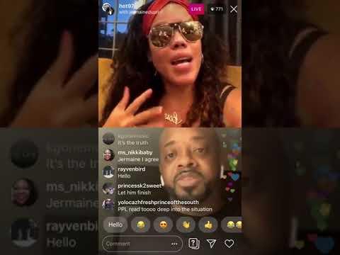 Jermaine Dupri Discusses His Comments on Female Rappers w/ TT Torrez