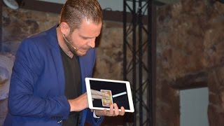 Ricky Sieber iPAD MAGiC & Comedy video preview