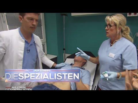 Das Behandlungsschema der Schuppenflechte von den Präparaten