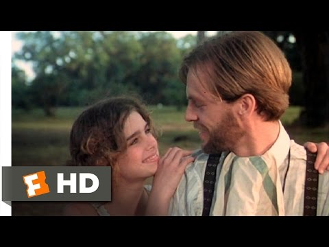 Pretty Baby (7/8) Movie CLIP - The Girls at the Lake (1978) HD