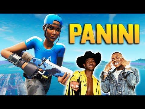 "Fortnite Montage - ""PANINI"" (Lil Nas X & DaBaby)"