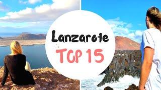 Sehenswürdigkeiten von Lanzarote